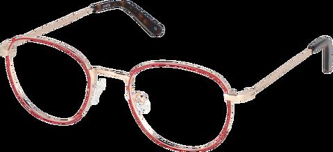 Monture : JUSTE Essentielle JDO2 M1901 C01 50x21x140. Modèle : Métal Femme